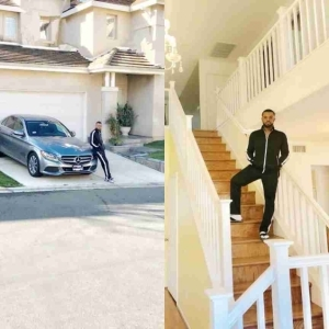 Nollywood Actor, Williams Uchemba Acquires A Mansion In California (Photos)